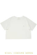 ナイジェルケーボンウーマン(NIGEL CABOURN WOMAN)のビッグTシャツ