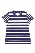 【NIGEL CABOURN  WOMAN】 SAILOR T-SHIRT SHORT SLEEVE / セーラーTシャツ