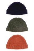 SOLID BEANIE / ソリッドビーニー [2020秋冬]