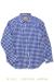 ナイジェルケーボン(NIGEL CABOURN WOMAN)のブリティッシュオフィサーズシャツ(チェック)