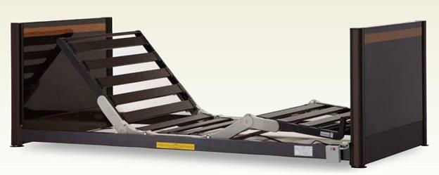 超低床フロアーベッド FL-1402  91cmマットレス(SLD-18R)付   フランスベッド【送料無料】