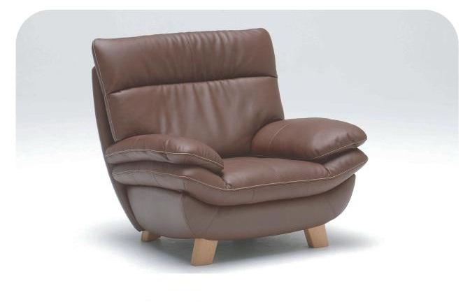 カリモク(karimoku) 本革張(外側:合成皮革) 肘掛椅子(1P) ZT83 【送料無料】