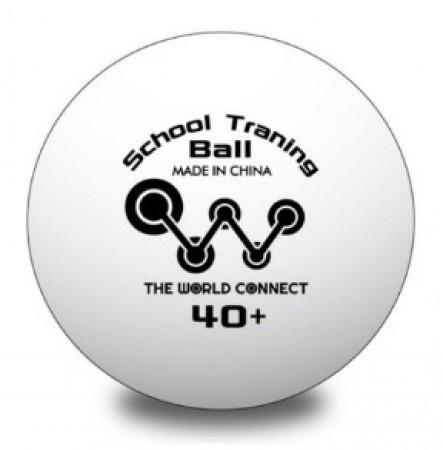 スクール・トレーニングボール 40+(3球入)