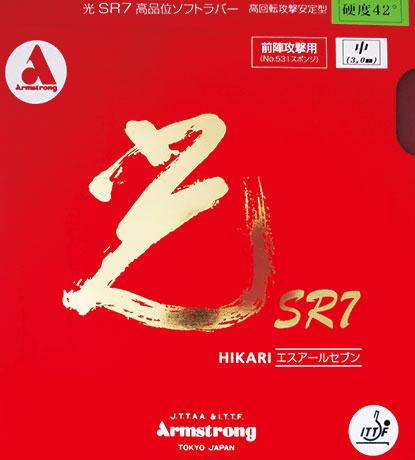 光SR7(ヒカリエスアールセブン)42°