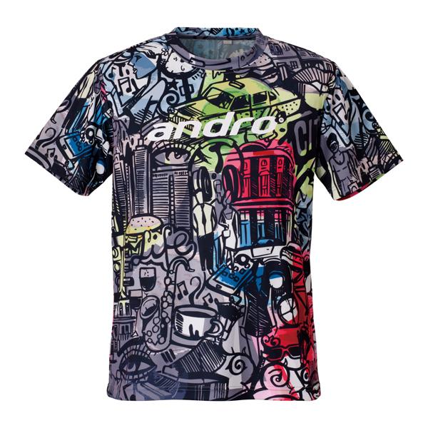 フルデザインTシャツ F