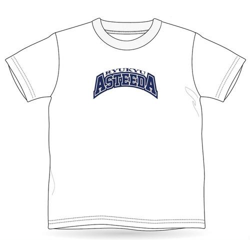 琉球アスティーダ Tシャツ ロゴ
