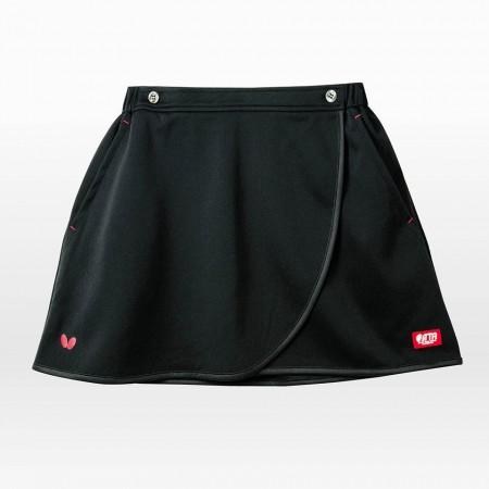 【在庫一掃セール】ビフィニック・スカート&スパッツ(ブラック)