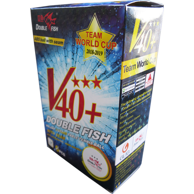ABS 3スター Double Fish V40+
