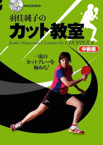 羽佳純子のカット教室中級編DVD