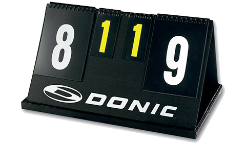 DONIC スコアボード マッチ