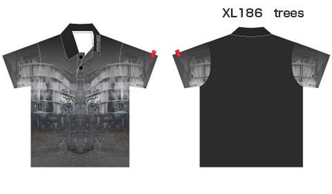 【受注生産】ゲームシャツ Trees