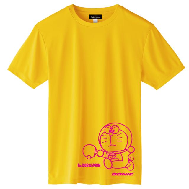 I'm DORAEMON 卓球Tシャツ A