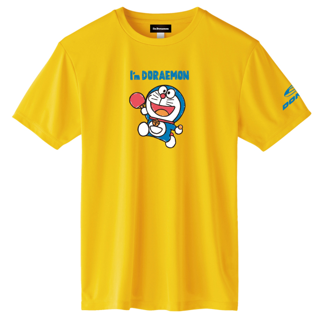 I'm DORAEMON 卓球Tシャツ B