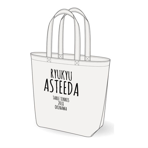 琉球アスティーダ トートバッグ A