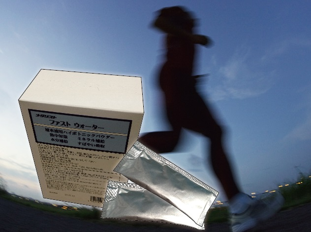 メダリスト ファストウォーター (15g×12袋入り) 一袋140円