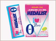 メダリストZERO リンゴ風味 (12.5g×10袋) 1袋 約172円