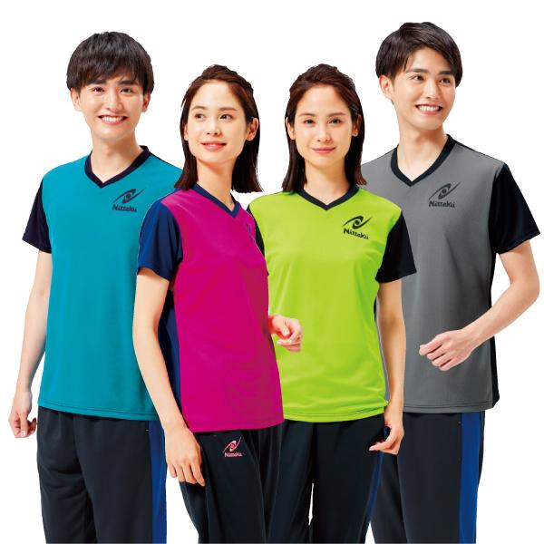 【予約商品】VネックTシャツ-4【2018年10月21日発売予定】