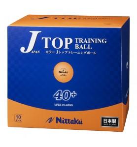 【予約商品】カラーJトップトレ球 10ダース入【2018年10月1日発売予定】