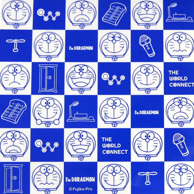 I'm Doraemon 吸着ラバーシート
