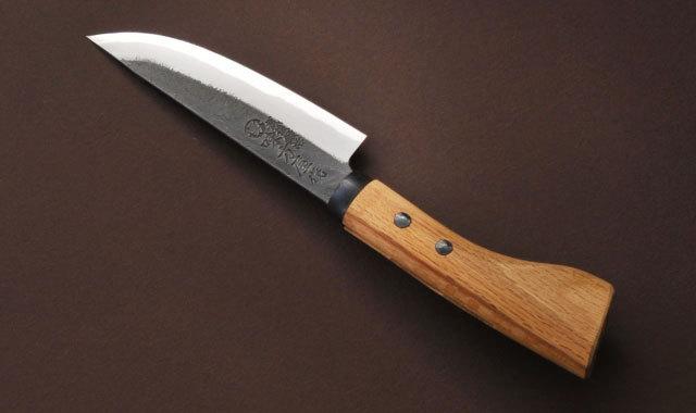 剣鉈 両刃 黒打ち 150mm