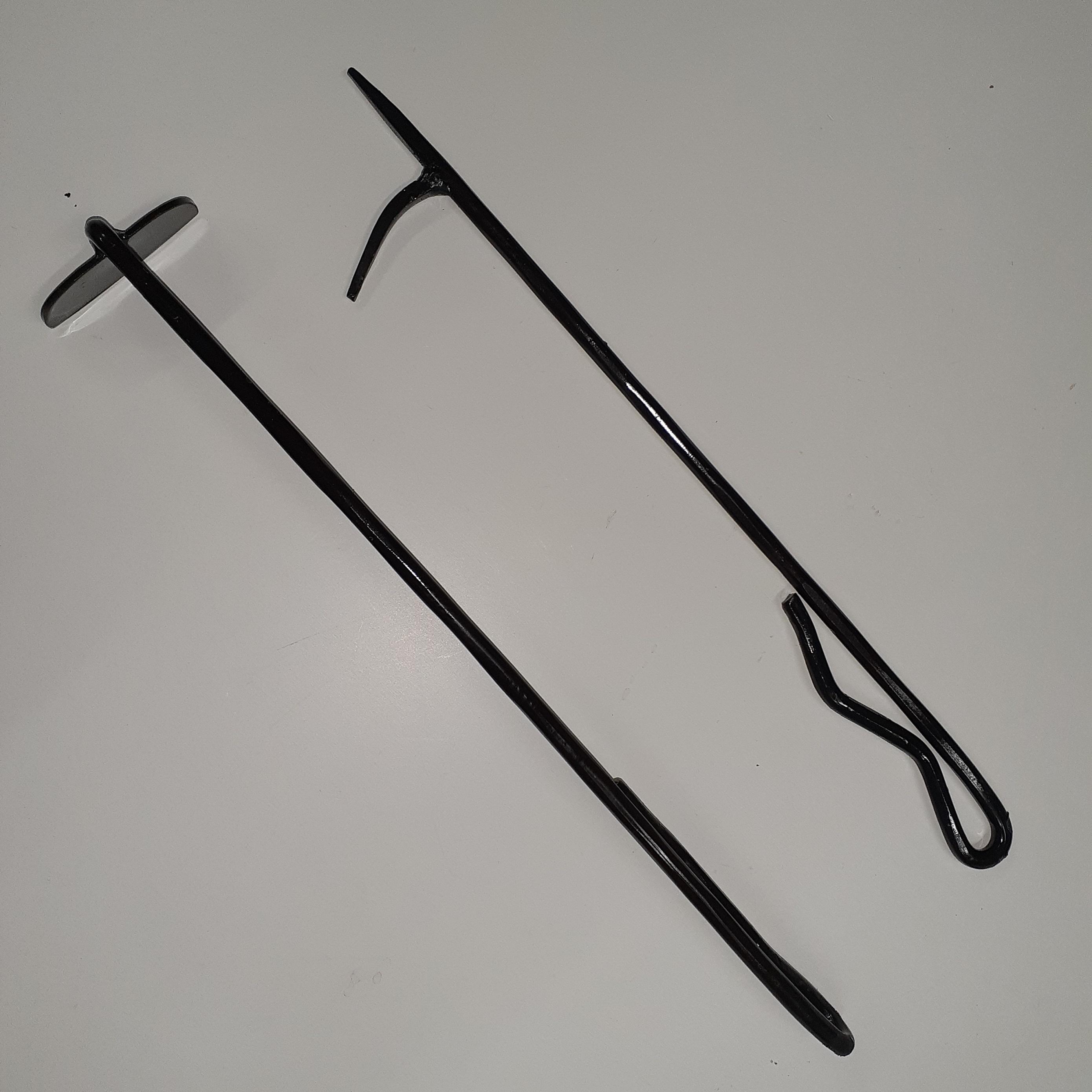 職人おすすめの道具 【火かき棒・灰かきセット 】 数量限定5セット