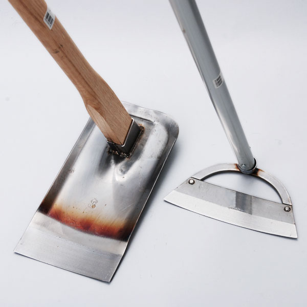 【ビギナーセットA】耕作鍬と除草具の基本セット