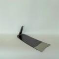 千葉型平鍬鉄 330×120ミリ 鋼付 (関東 千葉)