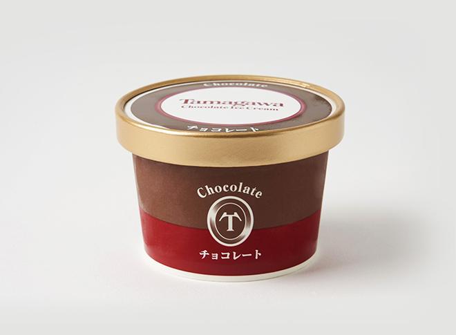 たまがわチョコレートアイスクリーム