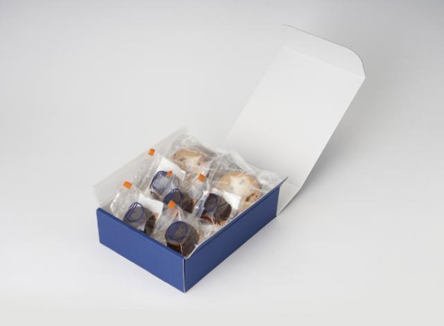 ポンカンショコラ・玉川サブレ ギフトセット(小)【ポンカンショコラ×5個/玉川サブレセット2種】