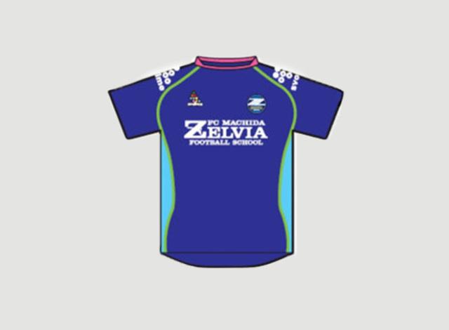 【サッカー】ユニフォームシャツ