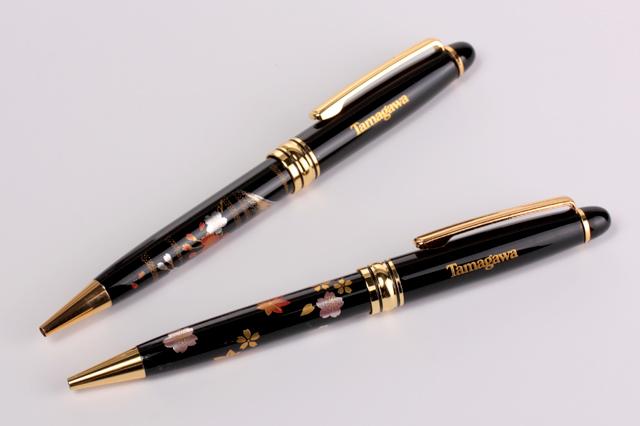 漆器ボールペン