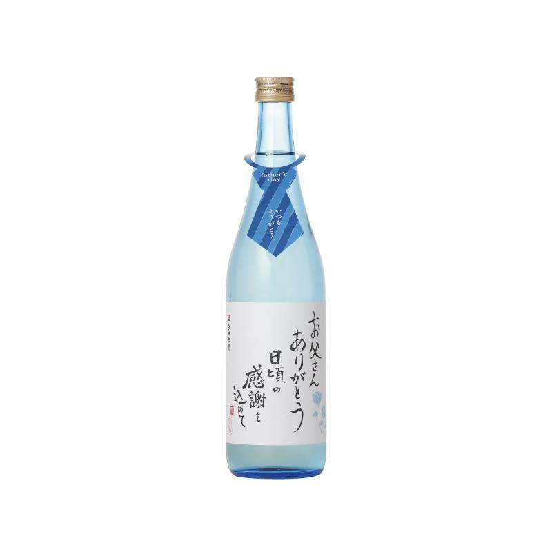 多満自慢  「酒世羅限定ラベル 父の日」 720ml