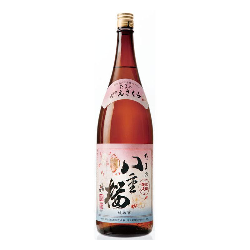 多満自慢 たまの八重桜 1800ml