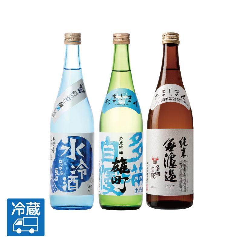人気No.1夏酒セット(720ml)