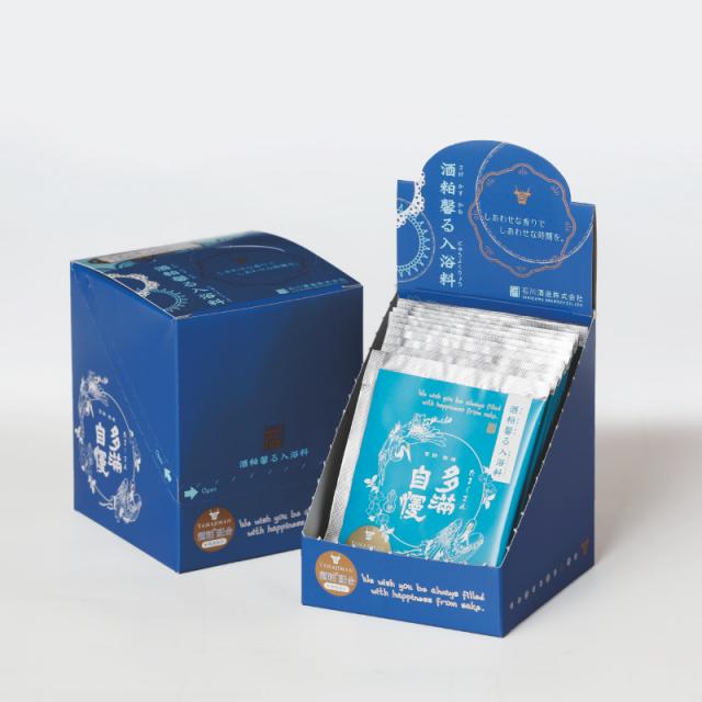 多満自慢 酒粕馨る入浴料 1箱(12袋入)