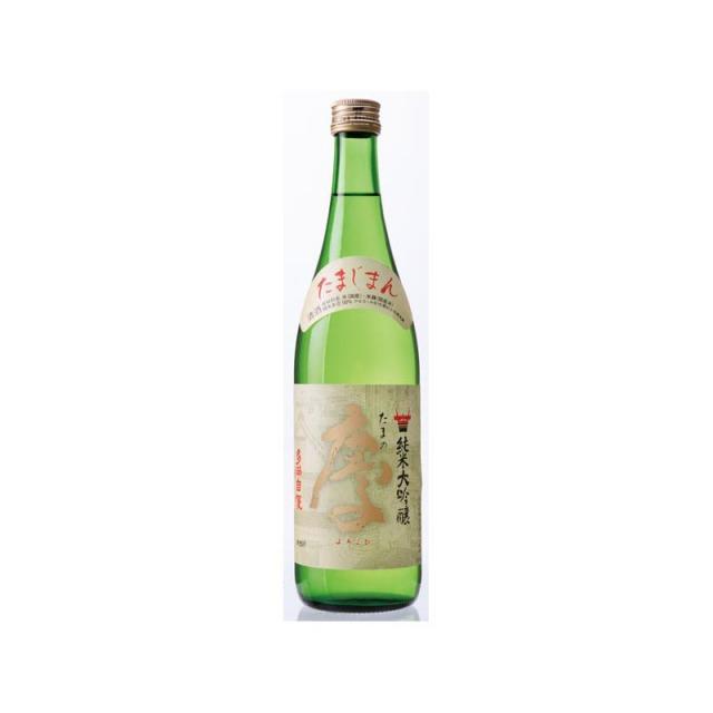 多満自慢 純米大吟醸 「たまの慶」(化粧箱なし) 720ml