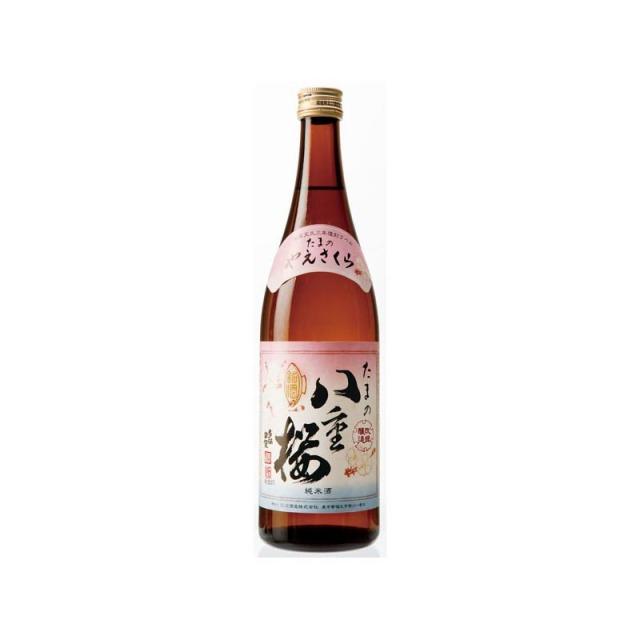 多満自慢 たまの八重桜 720ml