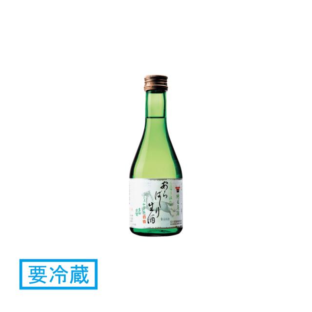 多満自慢 純米生原酒 あらばしり 300ml