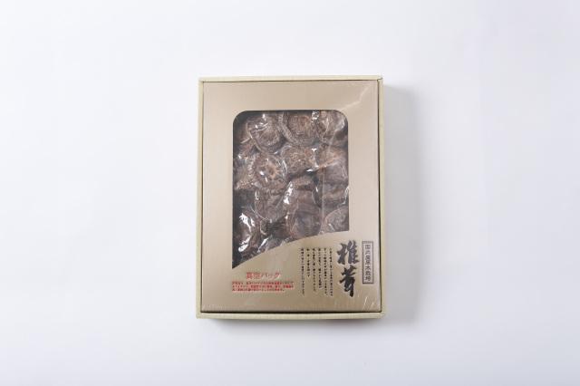 九州産 原木栽培 乾しいたけ 香信 箱入り