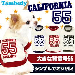 犬 服 カリフォルニア55