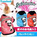 愛犬のお名前入り★セントバレンタイン★シャツ