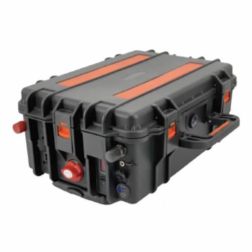 ポータブル電源・蓄電池 GL04 3.6kWh