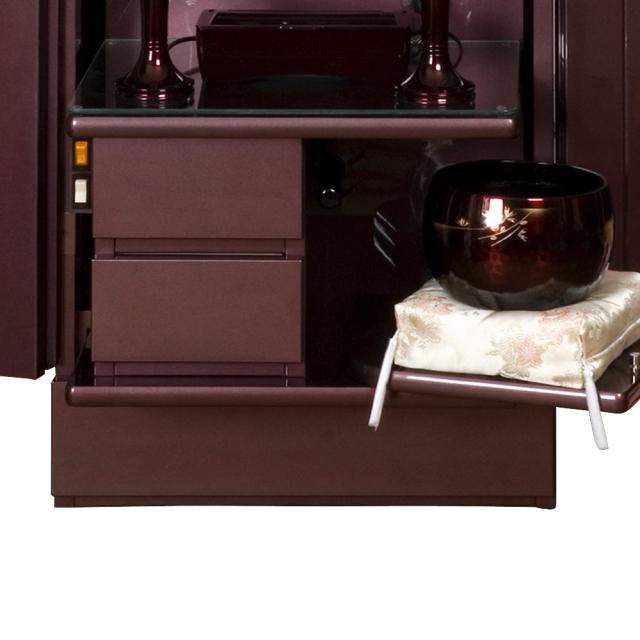 家具調仏壇 フロート ショコラ