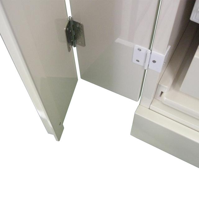 家具調仏壇 フロート パールホワイト