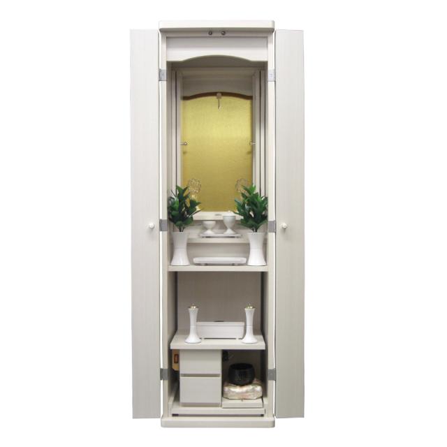 家具調仏壇 セリオ ホワイト