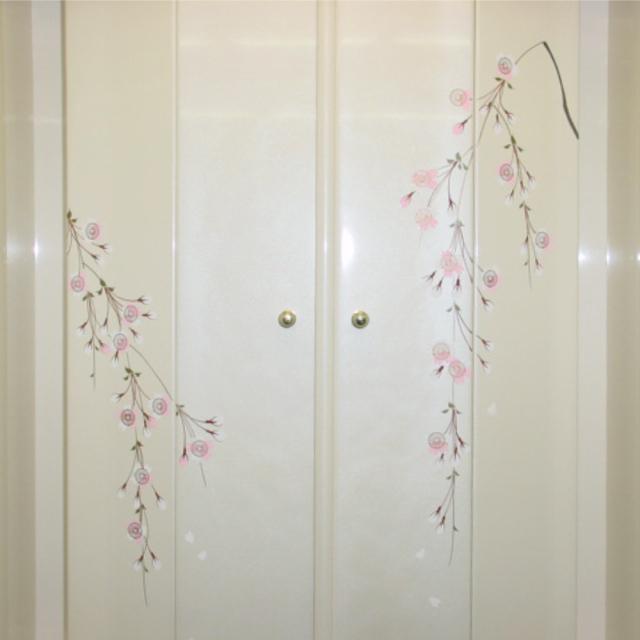 家具調仏壇 新世紀3型 パールホワイト