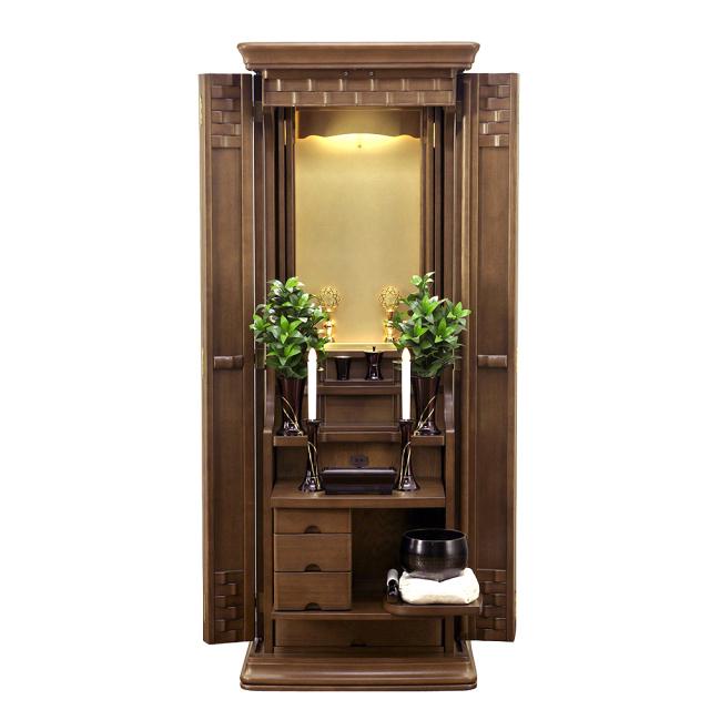 家具調仏壇 サーフ タモ