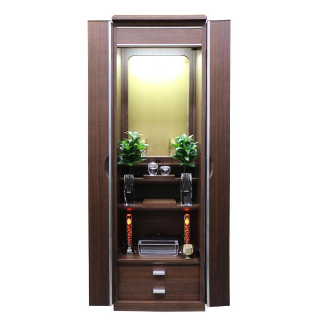 家具調仏壇 ビータ1250 ウォールナット