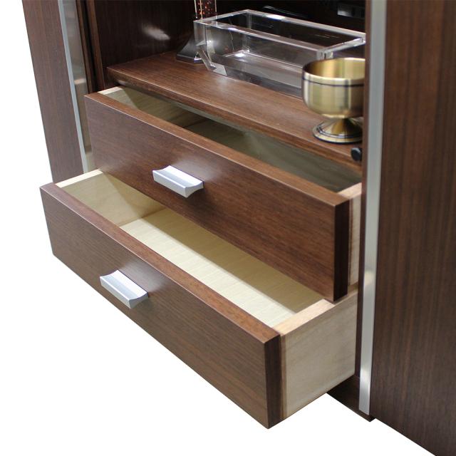 家具調仏壇 ビータ1253 ウォールナット