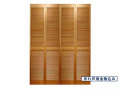 サイズ(1217×2015×34) 四枚折戸 オリジナル 木製クローゼットドア 1423